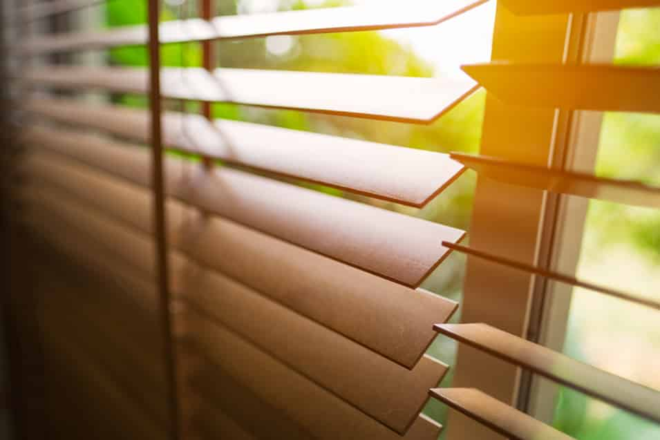 Wooden Blinds in Midlothian
