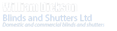 William Dickson Blinds & Shutters