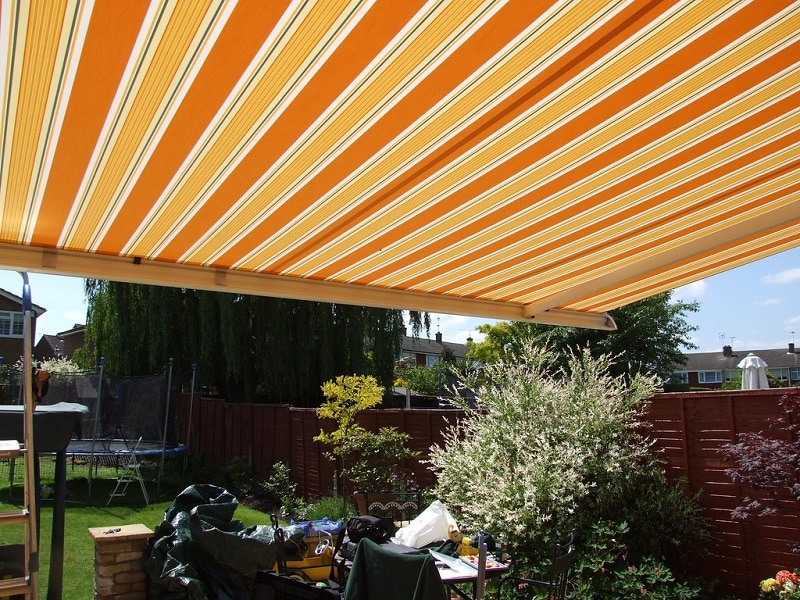 Residential Awnings in midlothian